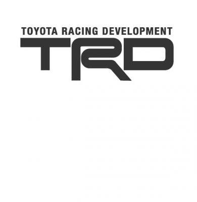 OEM Toyota/TRD