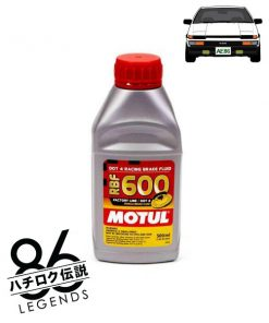 ae86 motul brake racing fluid
