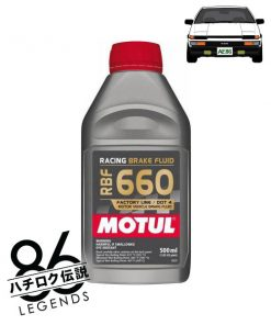 ae86 racing brake fuild motul 660