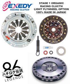 ae86 racing clutch kit flywheel