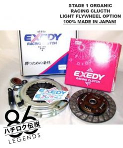 4age racing clutch kit light flywheel