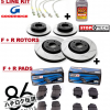 AE86 Street Brake Kit Toyota Corolla GTS