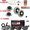 AE86 Track Race Brake Kit for Toyota Corolla GTS