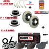 AE86 Track Race Brake Kit for Toyota Corolla GTS