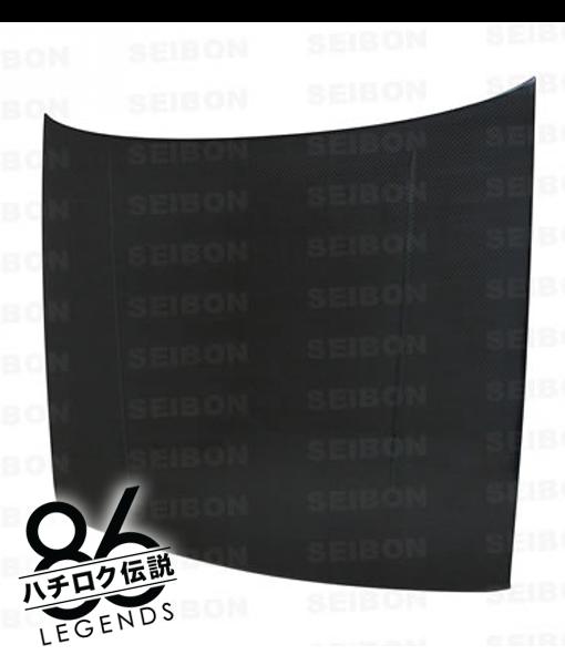 AE86 Levin Carbon Fiber Hood