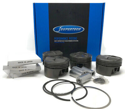 4age high comp pistons for ae85 18mm 20mm 81mm 81.5mm 82mm