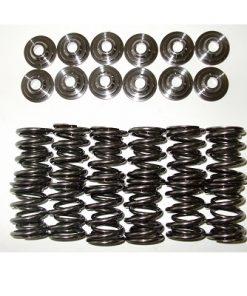 ae86 20v black top silver top titanium valve springs retainers